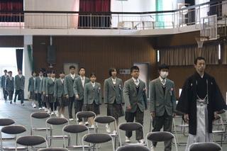 卒業 式 高校